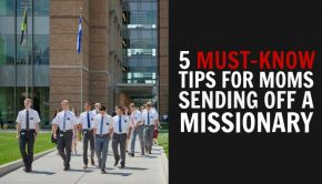 MISSIONARY MOM TIPS