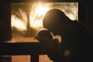 dad infant