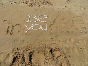be yourself beach
