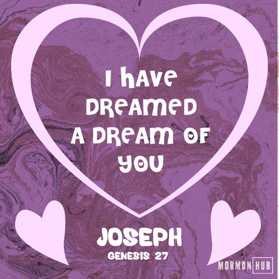 Joseph valentine old testament