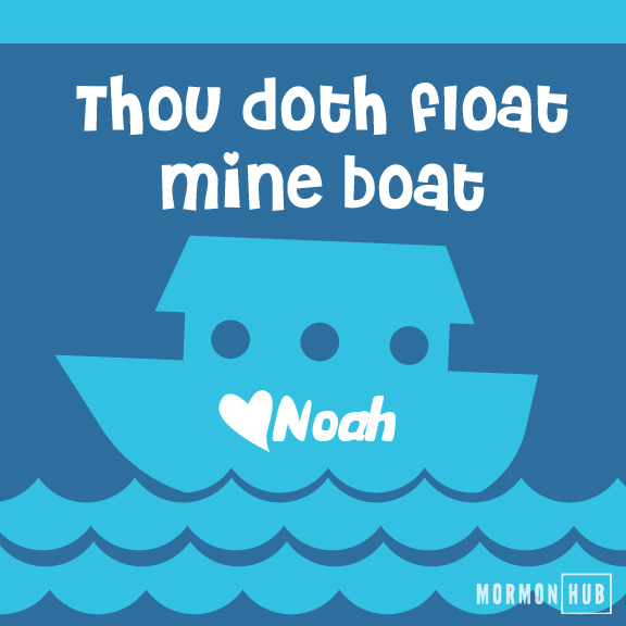 float boat old testament