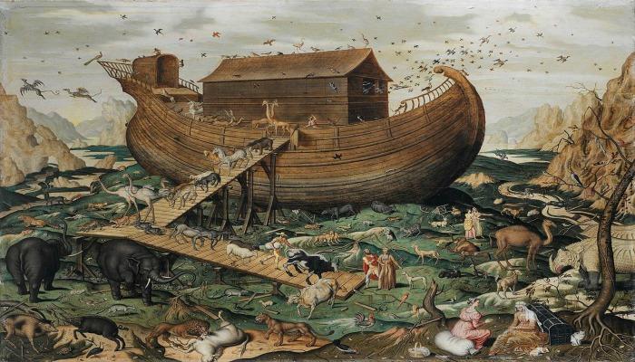 noah's ark old testament