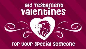 Old Testament Valentines graphic