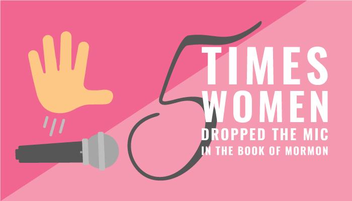 book of mormon women