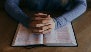 prayer and scriptures