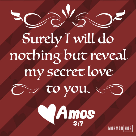 secret love valentine old testament