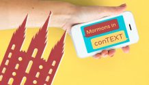 Texting about Mormon temples