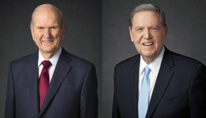 President Nelson and Elder Holland