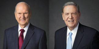 President Nelson and Elder Holland