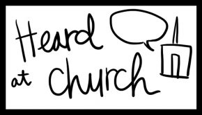 heard at church mormon comic