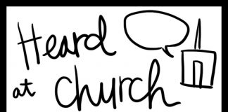 heard at church mormon comic