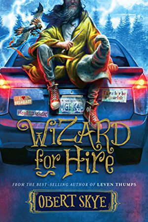 Wizard for Hire book cover
