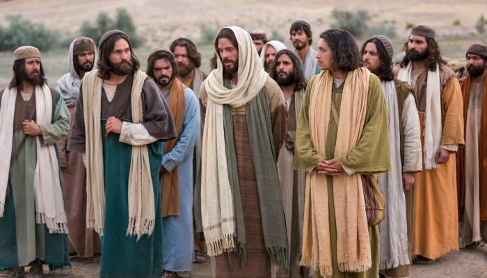 12 Apostles Of Jesus