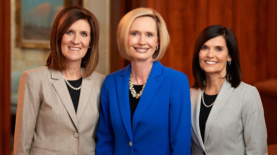 LDS young women's presidency 2018