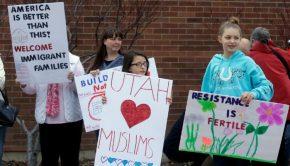 Utah defends islam