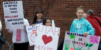 Utah defends islam