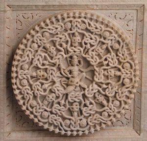 Hindu Karma Wheel