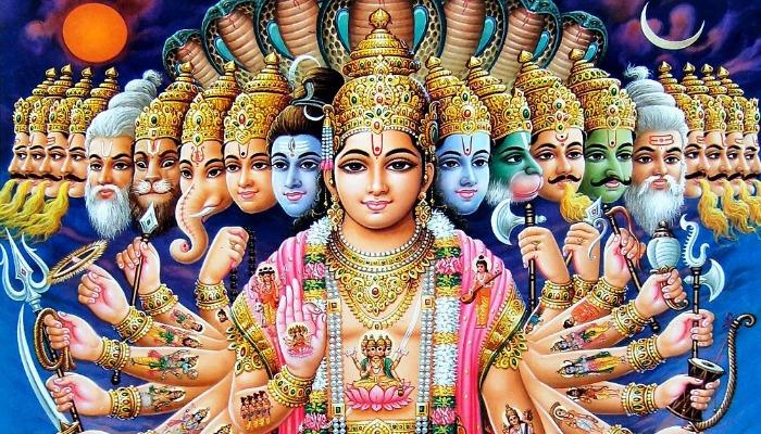 Vishnu Avatars Hinduism