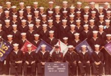 Keith Brown Black Mormon Navy