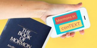 Texting about the Book of Mormon