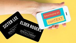 texting about why Mormons go on missions
