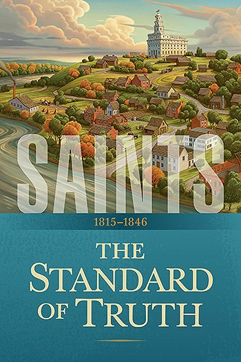 Saints volume one book cover