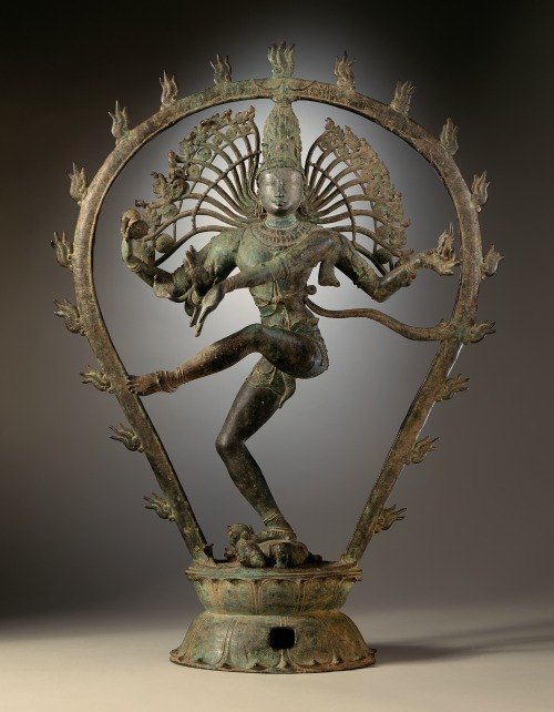 Shiva as lord of dance