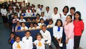 Black Mormons in Africa