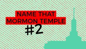 quiz title graphic name mormon temple