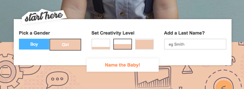 Utah Baby Name Generator