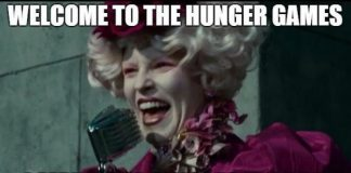 singles ward hunger games