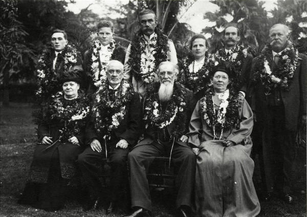 Joseph F. Hawaii
