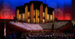 Mormon Tabernacle Choir Pioneer Day