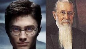 Harry Potter and Joseph F.