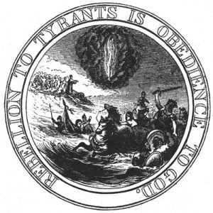 Ben Franklin's great seal