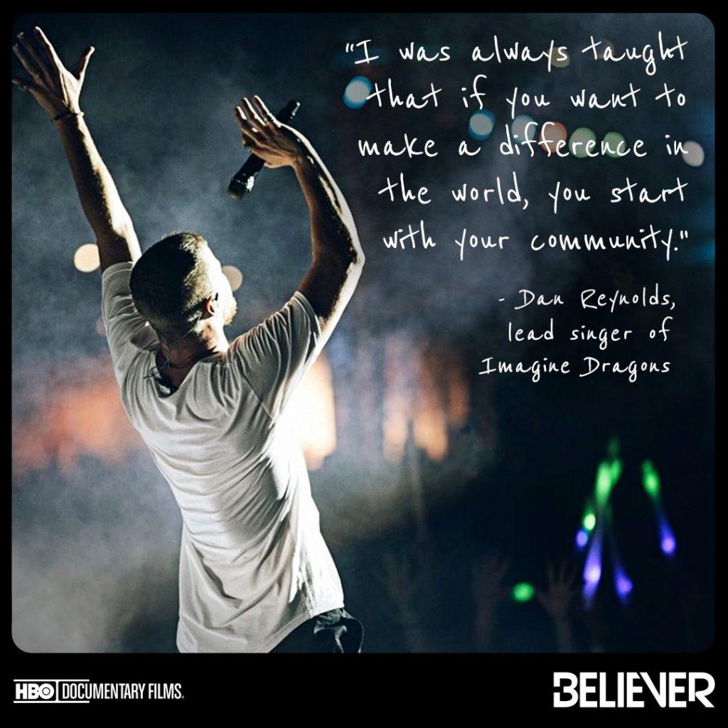 Dan Reynolds Believer