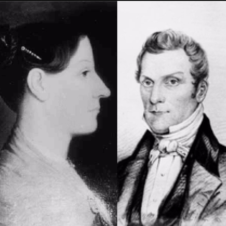 Hyrum and Mary