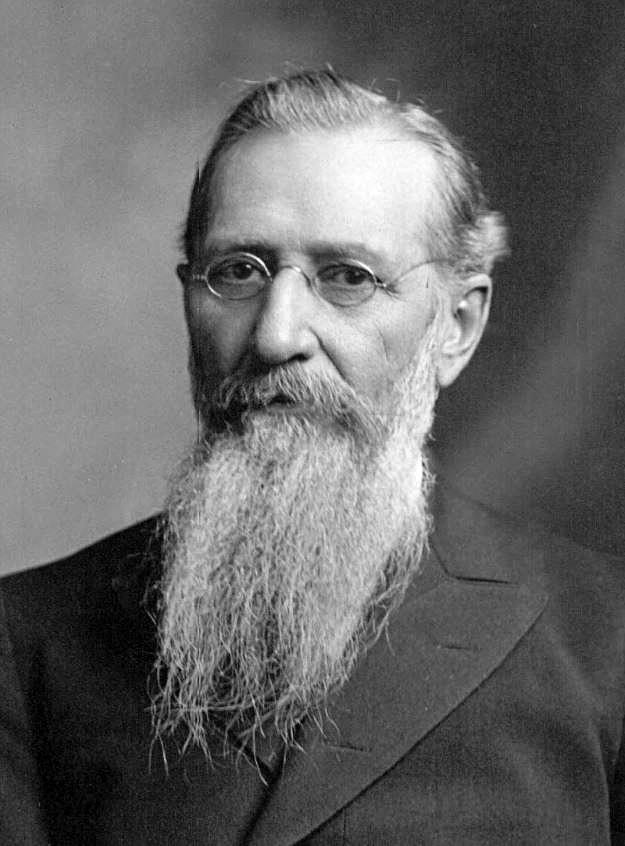 Joseph F. first pres.