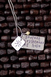 perfect brightness of hope