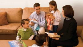 LDS family home evening