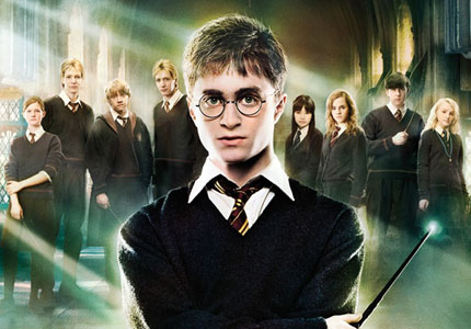 harry potter leader
