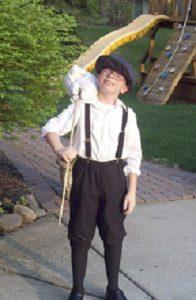 pioneer boy