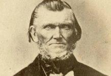 wilford woodruff photograph