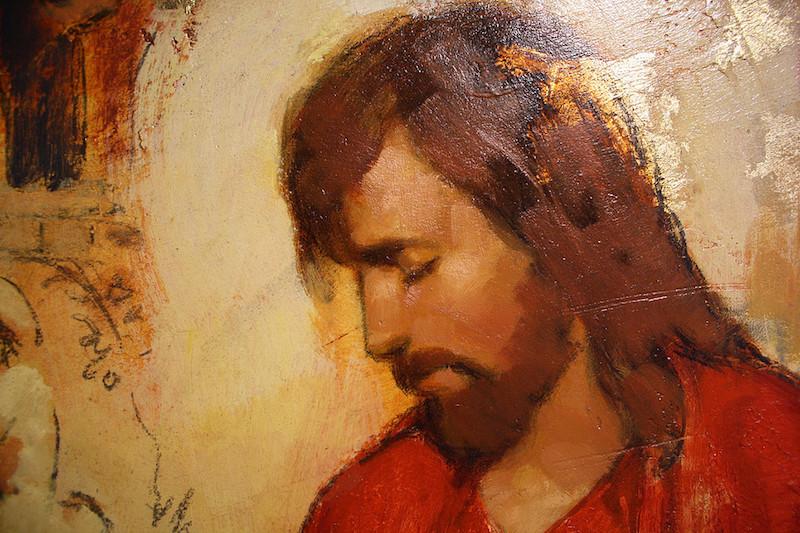 Art Jesus Painter Pencil Drawings