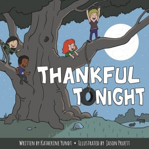 thankful tonight book