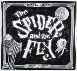The Spider and the Fly children's book