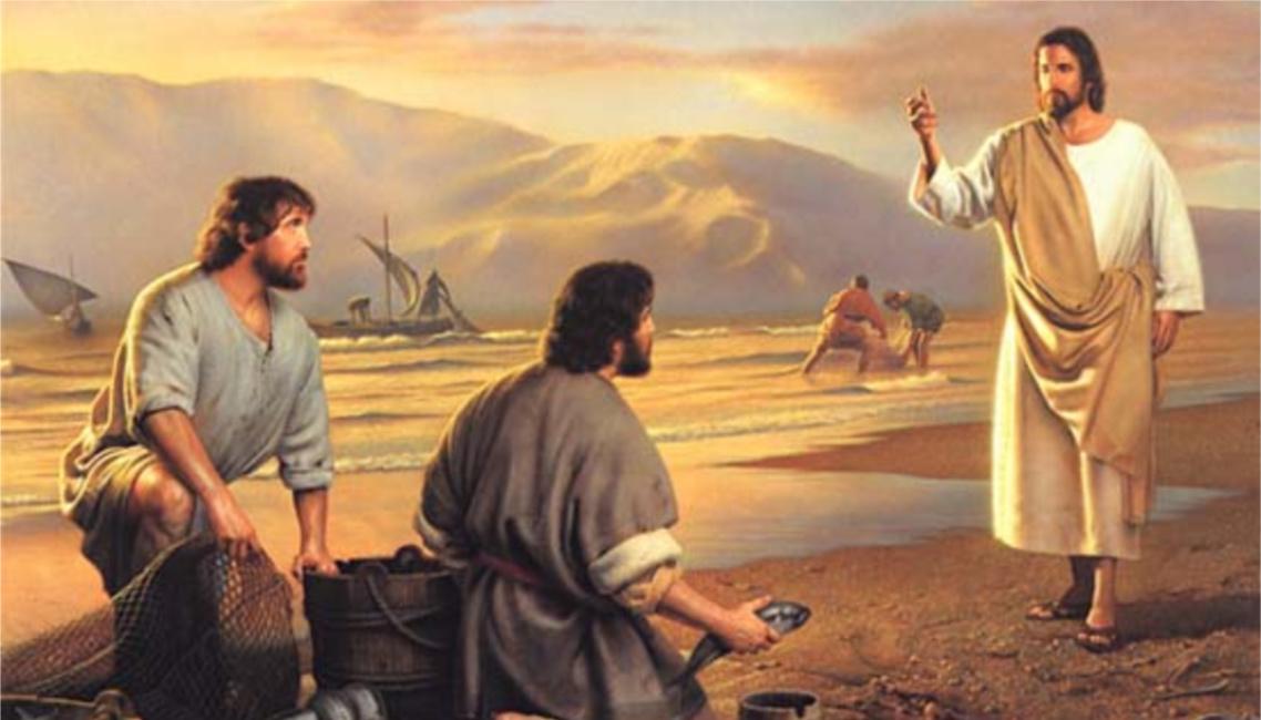 Jesus Come Follow Me Child of God