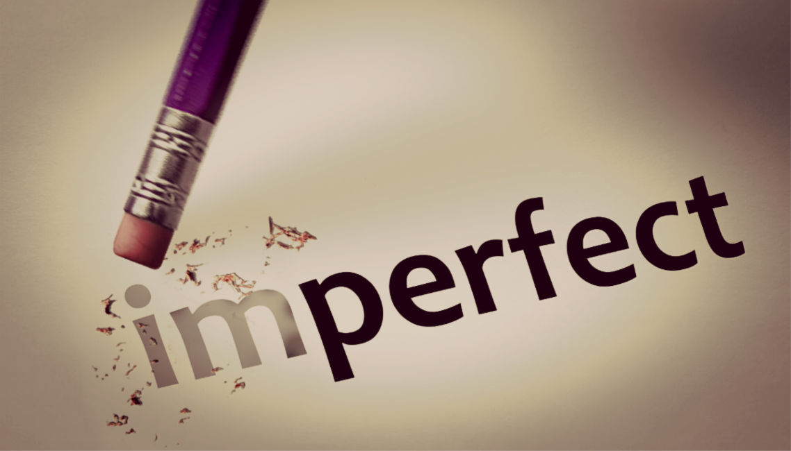 perfectionism leads to shame