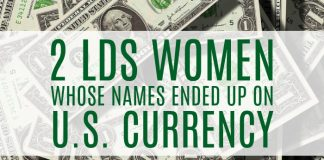 lds women us currency