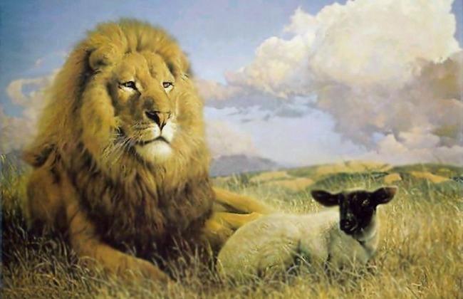 millenium lion lamb mormon lds